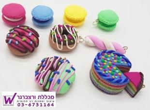 סדנא ממתקים מפימו - מכללת ורצברגר
