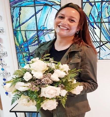 קורס שזירת פרחים - מכללת ורצברגר