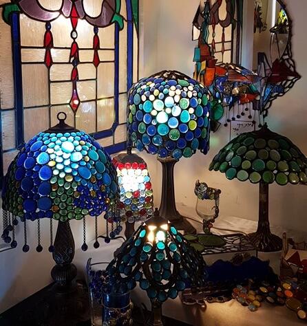 עיצובים בזכוכית - מכללת ורצברגר